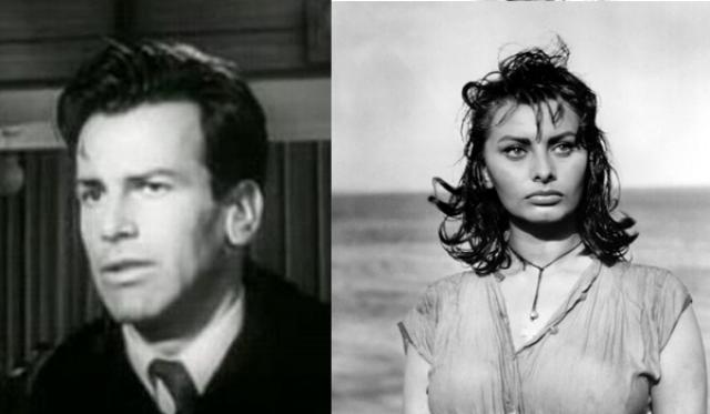 """1962 - Максимилиан Шелл (""""Нюрнбергский процесс"""")/Софи Лорен (""""Чочара"""")"""