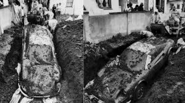 После двух месяцев разбирательств, судья вынес решение исполнить все пожелания умершей. В конце концов, труп одели в кружевное белье и посадили за руль любимого автомобиля, который был затем захоронен в на кладбище Сан-Антонио.