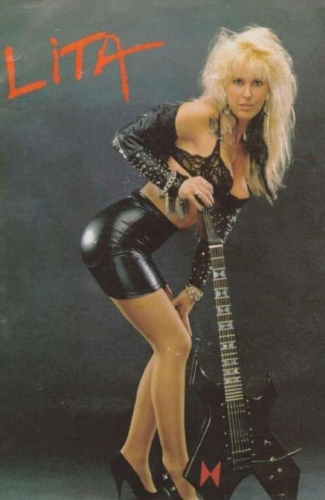 После распада группы, Форд почти исчезла со сцены и долгое время практически не играла, пока ей не повстречался Эдди Ван Хален, который убедил ее не зарывать свой талант в землю и начать сольную карьеру.