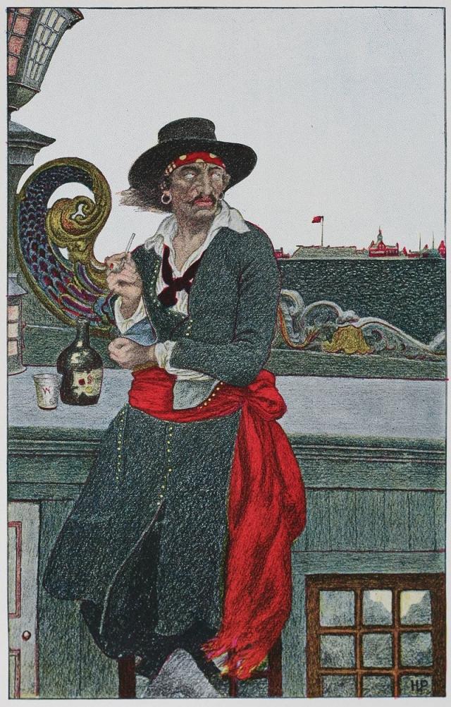 Через год Кидд решил остепениться, женился на богатой вдове, став владельцем ее земли и имущества. Но тихая жизнь продлилась недолго, и, спустя 5 лет, он снова стал пиратским капитаном.