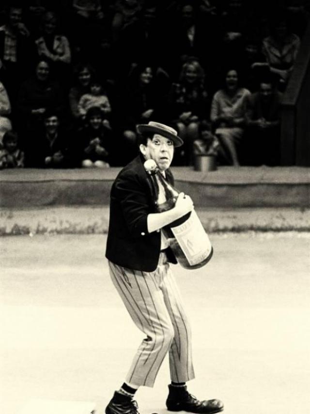 Отец посоветовал ему попробовать себя в качестве цирковых артистов. Так Никулин решил стать клоуном.