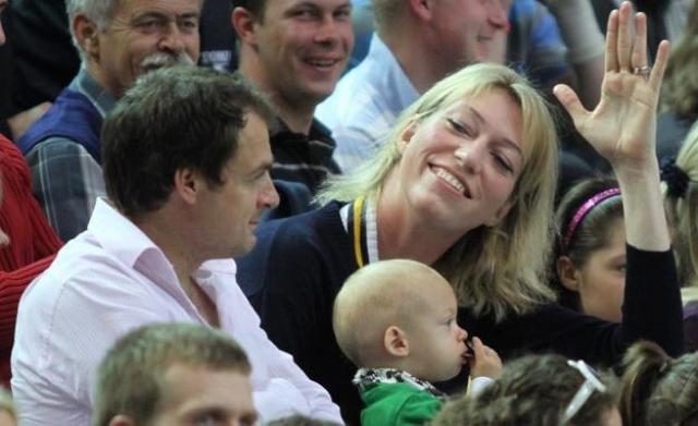 """Девушка была замужем за англичанином Дэвидом Твиггом, у них было двое сыновей. По окончании карьеры переехала вместе с семьей в Австралию, работала в Брисбене тренером в команде """"Нортсайд Уизардс""""."""