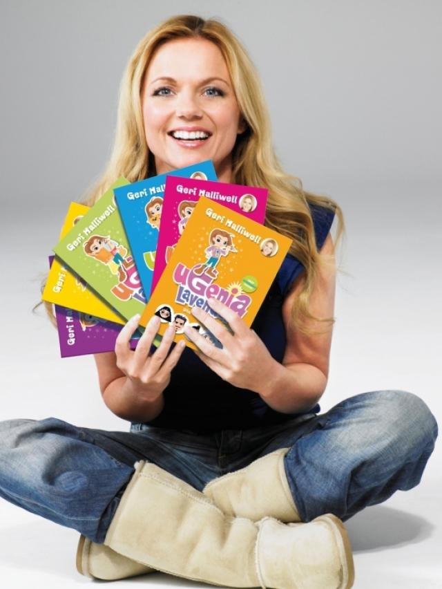 Холлиуэлл пишет детские книги, персонажей которых она списывает с известных людей, в том числе и с участниц Spice Girls.