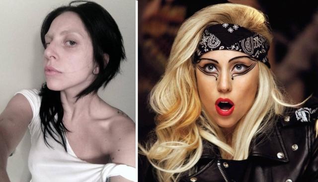Леди Гага. Страшновато, правда?