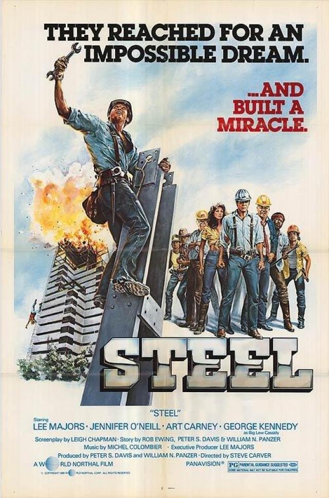 «Сталь» (1979) – смерть каскадера Эй Джей Бакунаса Редко когда трюк становится известнее, чем сам фильм.