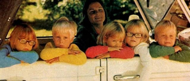 Также они были только вторым набором пятерняшек, в котором все дети выжили.