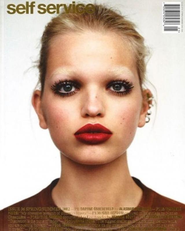 Сейчас девушка признана одной из самых перспективных моделей в мире.