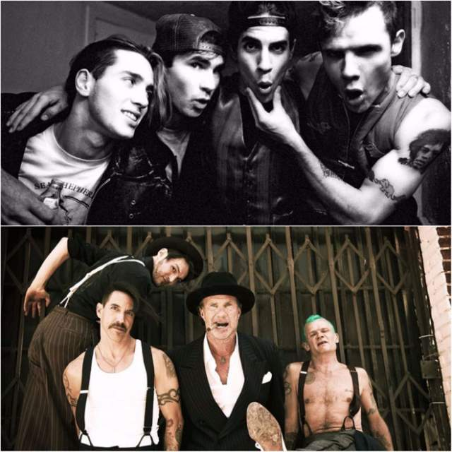 Red Hot Chili Peppers. 17 июня 2016 года вышел одиннадцатый студийный альбом группы — The Getaway. После релиза они ездят по гастролям, в том числе по Европе, однако в России выступали в последний раз в 2016 году на Park Live Festival.