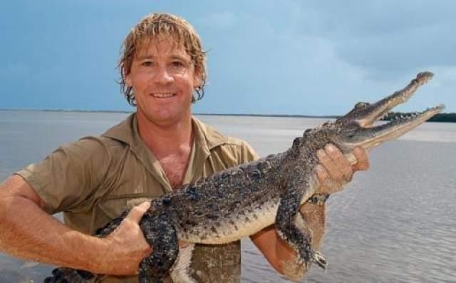 Стив Ирвин Страсть к помощи животным довела телеведущего Стива Ирвина до смертельного исхода.