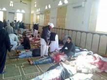 Крупный теракт в мечети Египта: 235 погибших, сотни людей ранены
