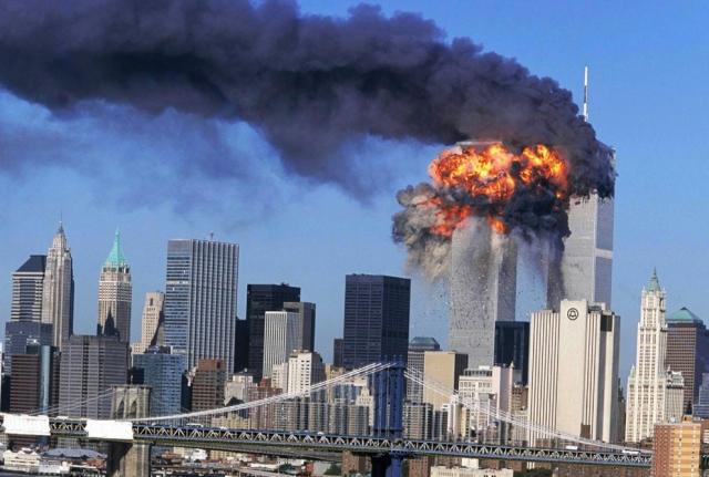 1. Трагедия произошла 11 сентября, то есть 11/9 (1+1+9 = 11).