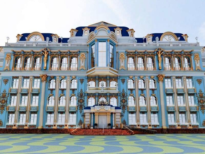 Проект фасада школы в Екатеринбурге потряс Сеть