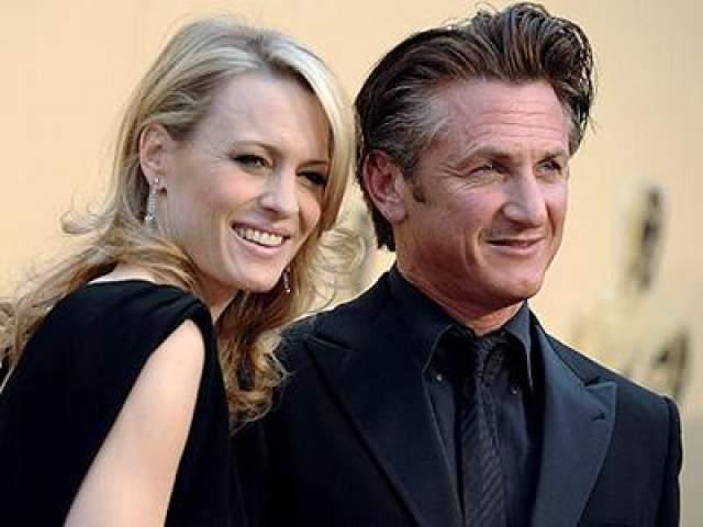 """Робин очень сильно любила Шона - для нее, в отличие от Мадонны, любовь была намного важнее карьеры: в начале 90-ых девушка отказалась от нескольких значительных ролей, вынашивая сначала дочь Пенна, а затем его сына. Они окончательно расстались в 2010-м - после этого Робин Райт снова """"зазвездилась"""", сыграв роль в одном из лучших сериалов современности """"Карточный домик""""."""