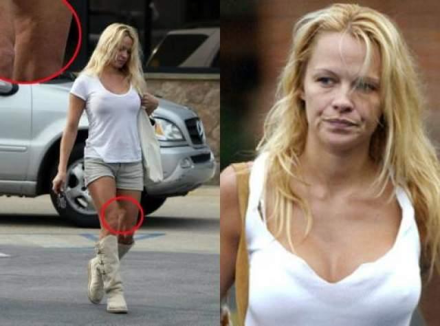 Как выглядит на снимках папарацци. На ковровых дорожках и в проверенных позах блондинка, безусловно, блистает. Однако стоит признать, с фото без подготовки актрисе тотально не везет.
