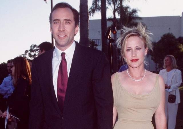 Патрисия Аркетт Актриса всегда много снималась в кино, правда, роли были не слишком значимыми. На пике популярности Патрисия Аркетт оказалась после того, как в 1995 году она вышла замуж за Николаса Кейджа.