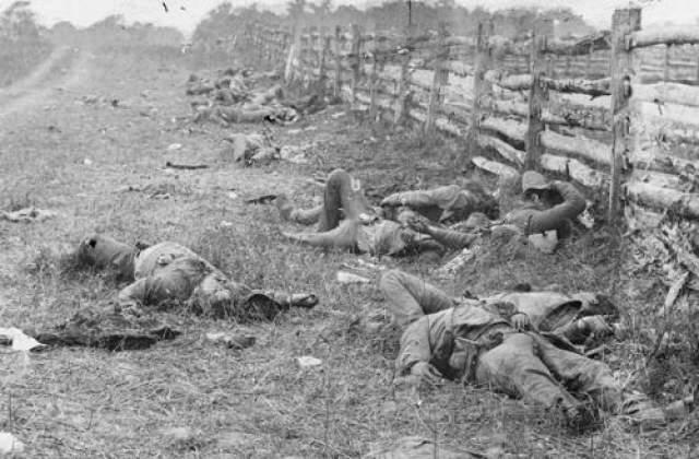7. Что случилось с фотографиями Гражданской войны Алекса Гарднера? Гражданская война в Америке стала первым широко запечатленным на фотопленке вооруженным конфликтом. Во многом это произошло благодаря Алексу Гарднеру.