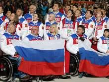 Российских паралимпийцев отстранили от ОИ-2018