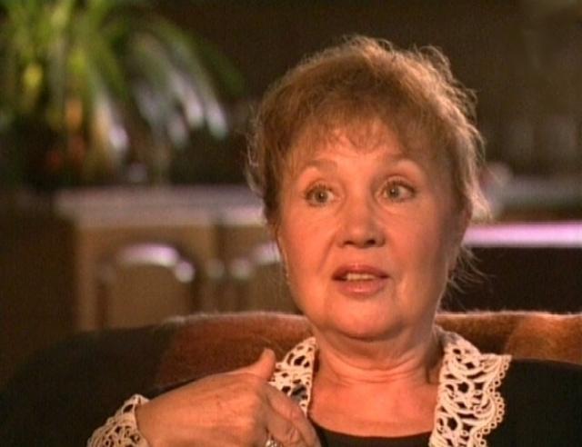 Румянцева ни в какую не хотела играть в фильмах с криминальными разборками и множеством убийств.