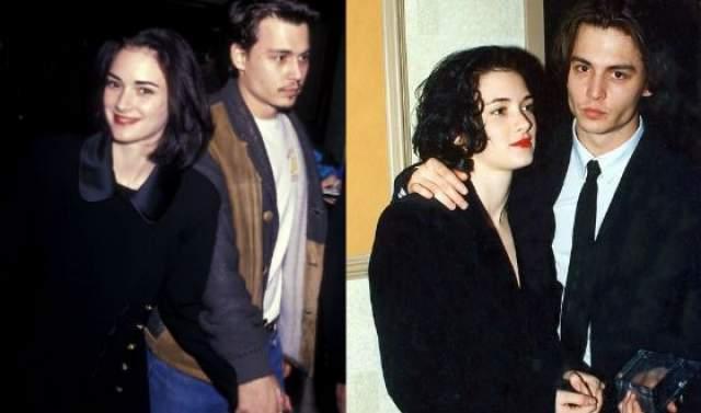 Вайнона Райдер (30). Многие могут согласиться с тем, что Вайнона Райдер очень даже популярная личность, которая имела долгие отношения даже с Джонни Деппом и Мэттом Деймоном.