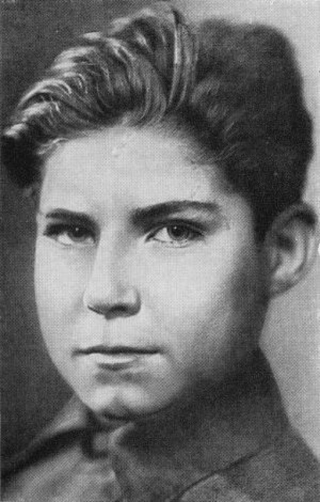 Аркадий Каманин. Самый молодой летчик Второй мировой войны, самостоятельно начал летать в четырнадцать лет.