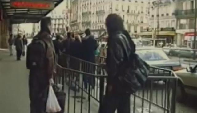 """В начале 1989 года группа впервые едет за рубеж, во Францию и записывает там альбом """"Последний герой""""."""