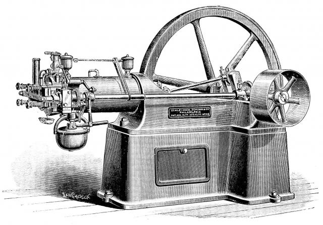 После 1876 года, когда Николас Аугустин Отто запатентовал двигатель внутреннего сгорания, великое множество инженеров работали над его усовершенствованием.