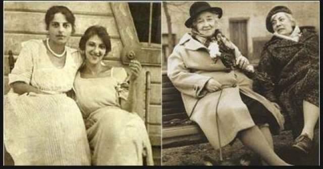 Детей у Раневской тоже не было. Она сама была большим ребёнком — не умела даже сама за собой ухаживать. В 60-х к ней приехала из Парижа сестра Изабелла, примерно тогда же актрисе позволили выехать из страны в Румынию, где она увиделась с матерью.