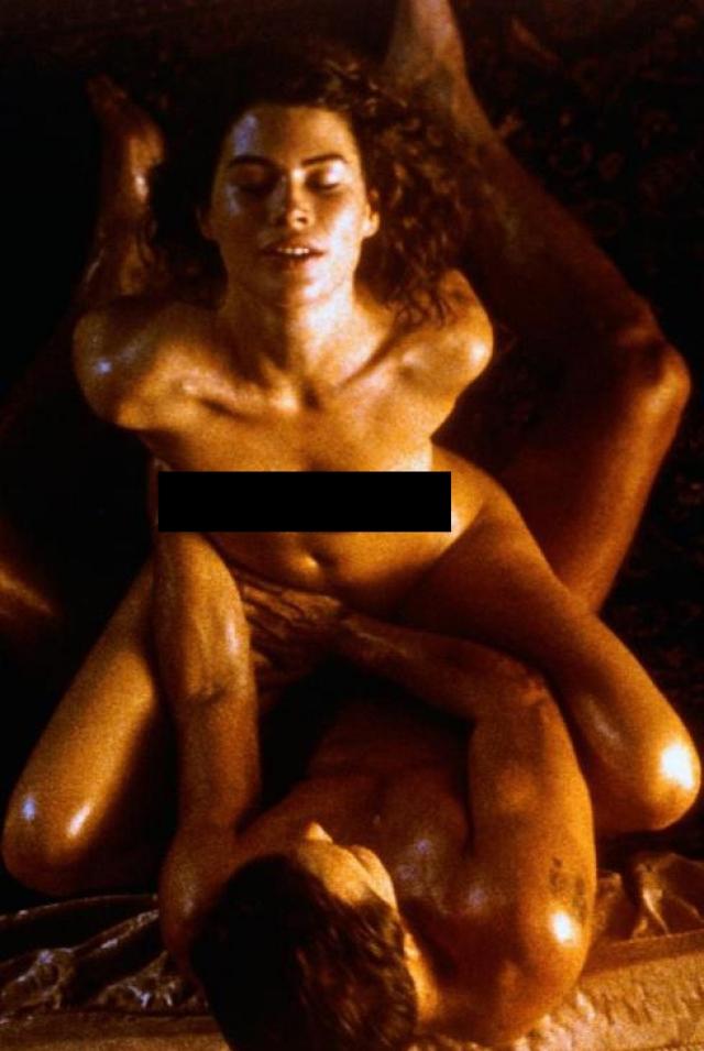 """Кэрри Отис. Фильм 1989 года """"Дикая орхидея"""" Залмана Кинга стал единственной звездной картиной для известной фотомодели."""
