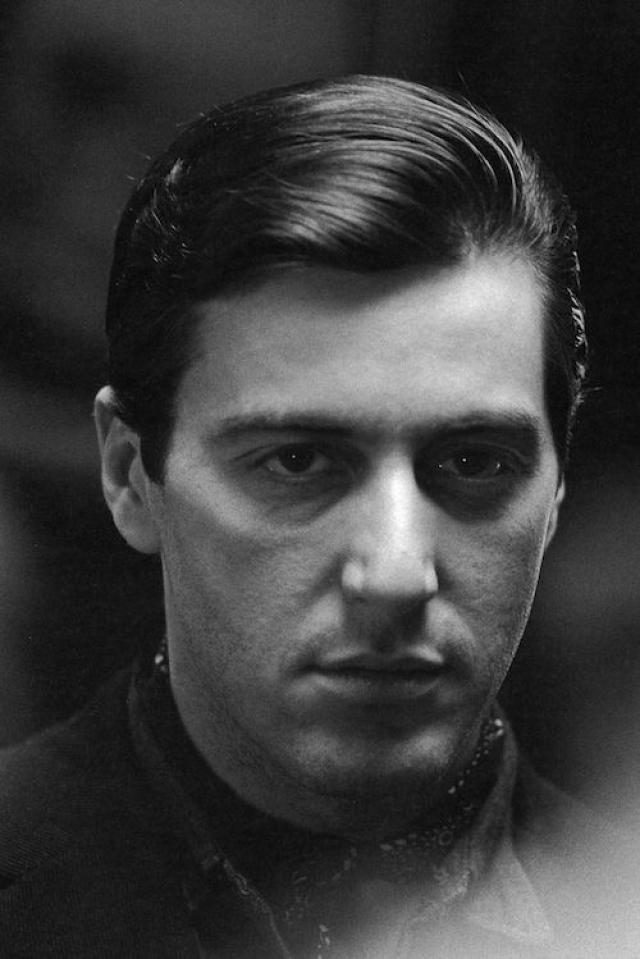 """Аль Пачино. Актер дебютировал в кино в далеком 1969 году в фильме """"Я, Натали"""", сыграв в нем незначительную второстепенную роль."""