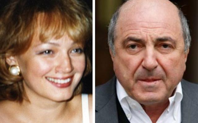 Борис Березовский и Галина Бешарова. Покойный олигарх и его вторая жена состояли в браке с 1991 года и были родителями двоих детей.