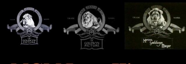 MGM. Одна из первых голливудских кинокомпаний никогда не изменяла выбранному однажды образу - льву, рычащему в раме из кинопленки. За 95 лет это были пять разных львов, последний из которых присутствует там уже более 55 лет.