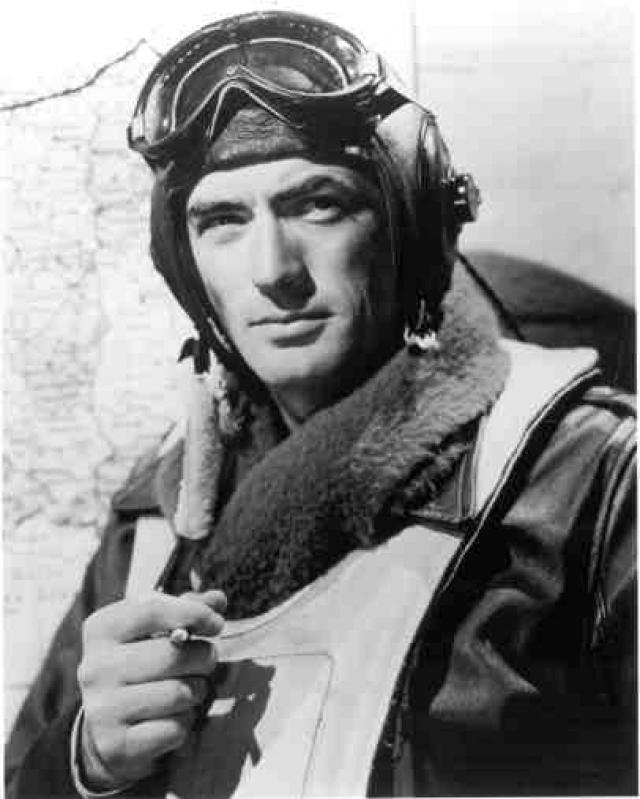 Грегори был воплощением мужественности и решительности в американском послевоенном кино.