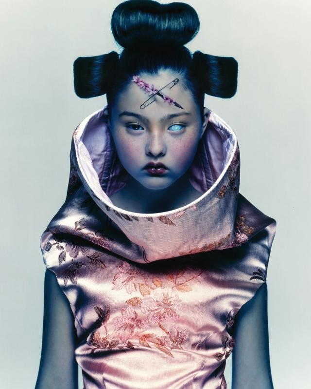 Ее любят снимать такие мастера фото, как Эллен фон Унверт и Марио Сорренти.