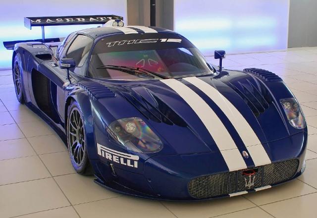 Maserati MC12 Corsa - $2 050 000.