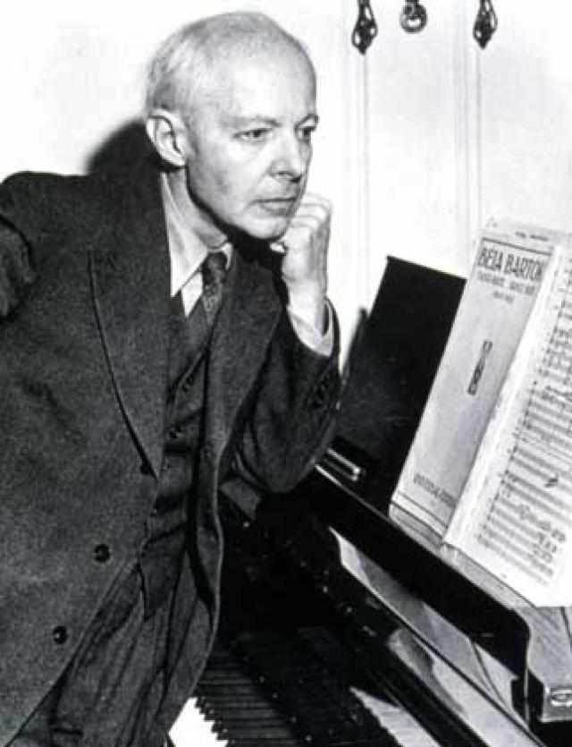 Бела Барток. Венгерский музыкант, один из величайших музыкантов 20 века решительно выступал против наступления фашизма, преследования евреев и запрета их работ.