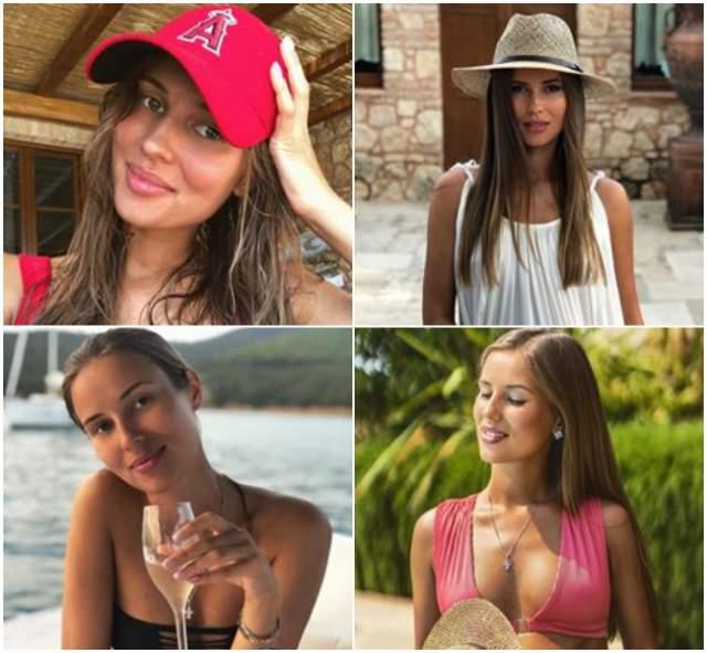Таблоиды рассказывают, что Абызов, бывший самым богатым министром правительства, случайно увидел фото Валентины в соцсетях и влюбился, раздобыл телефон и так заполучил себе новую секси-подругу.