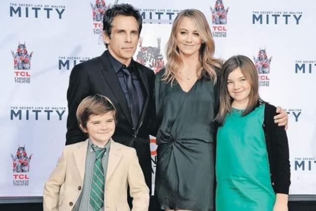 Пара поженилась в 2001 году, и в этом браке родилось двое детей. Не так давно поползли слухи о том, что спустя 17 лет брака Стиллер и Тейлор подумывают о разводе, но информация пока не подтвердилась.