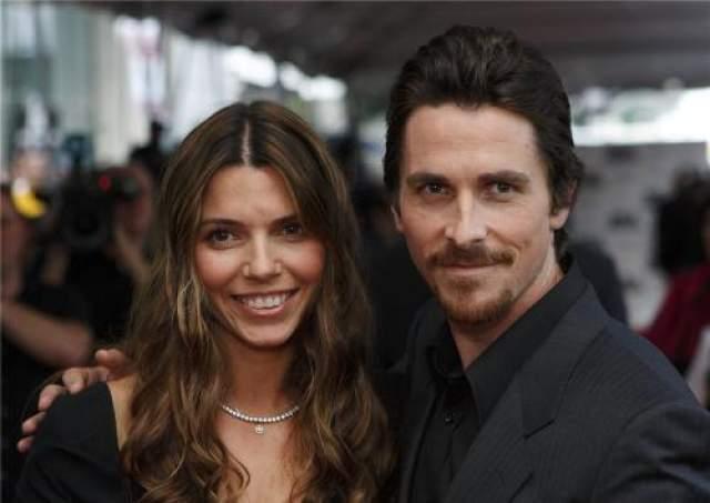 Свадьба Бейла и Блажич состоялась в 2000 году. После бракосочетания с сербкой актер принял православие. В браке у пары родились двое детей: сын Джозеф и дочь Эммелин.