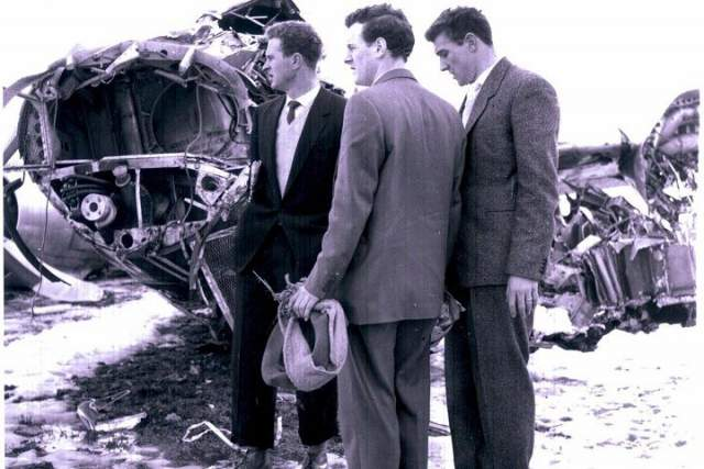 """Также Грегг запомнился как герой """"Мюнхенской трагедии"""". 6 февраля 1958 года на самолете разбились восемь игроков и три члена тренерского штаба """"Манчестер Юнайтед"""", за которых играл Гарри. Спортсмен спасал товарищей по команде и других пассажиров, вытаскивая их из-под обломков пылающего самолета."""
