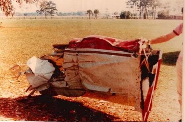 По словам жены пилота, он делал такие низкие заходы рядом с автобусом, чтобы убить ее. При вскрытии пилота в крови были найдены следы кокаина.