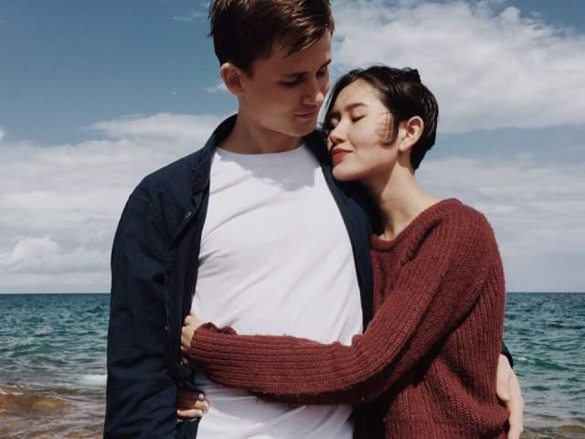В 2016 году она тайно вышла замуж за простого русского парня Константина Рязанова, который на тот момент был студентом Киргизско-российского славянского университета в Бишкеке.