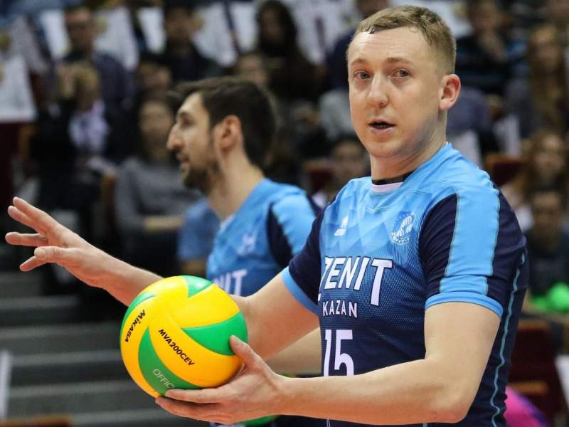 В Москве неизвестные напали на чемпиона Европы по волейболу