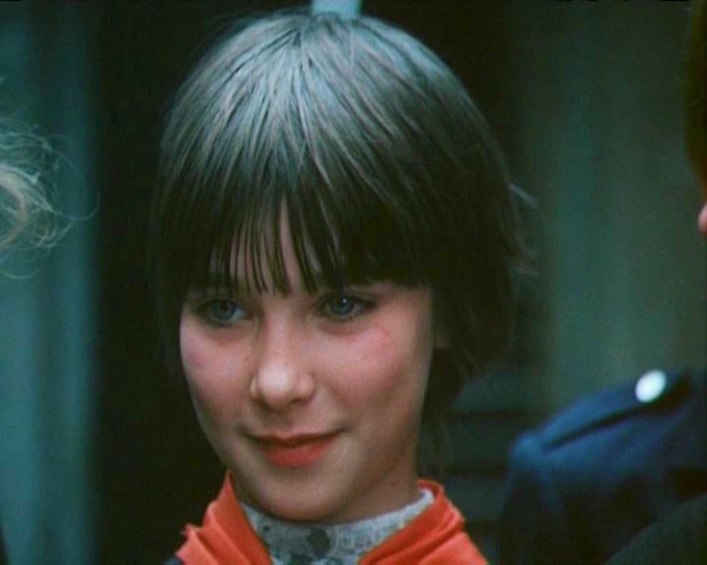Наталья Шанаева (Лена Домбазова). Мечтала об актерской карьере, но, увы, не вышло.