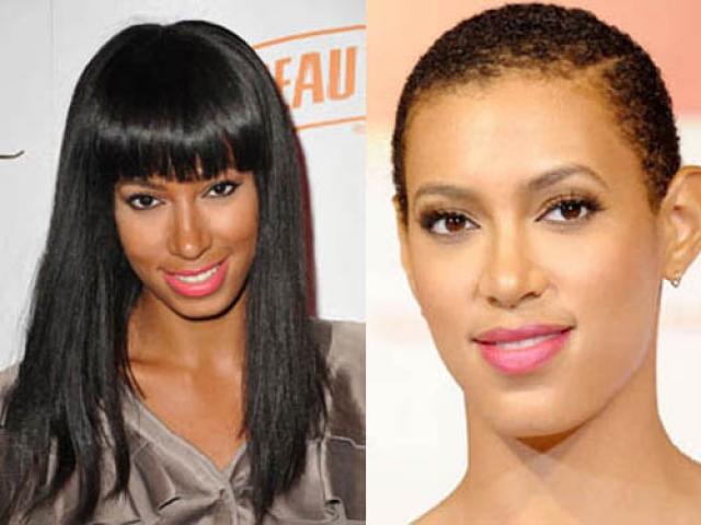 """Соландж Ноулс. Звезда решила сказать """"нет"""" парикам, которыми пользуются многие афроамериканские знаменитости."""