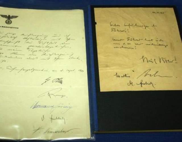 Журнал заплатил 10 миллионов немецких марок (примерно 4,6 млн евро) за дневники, собственноручно написанные Адольфом Гитлером за 1932 -1945 годы, включая отдельный блокнот, якобы раскрывающий тайну перелета Рудольфа Гесса в Англию.