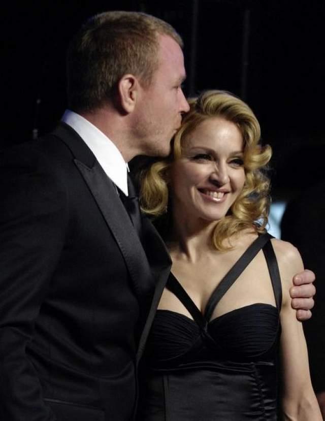 Мадонна и Гай Ричи Потеря: от 70 до 80 миллионов долларов