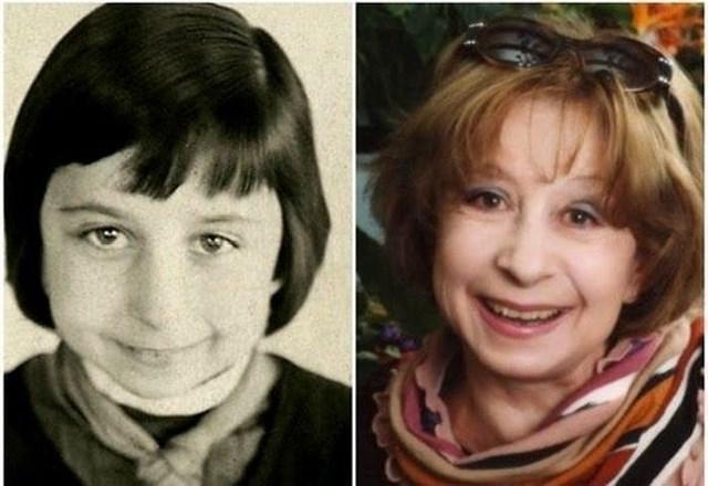 Лия Ахеджакова выросла в семье актрисы и режиссера.