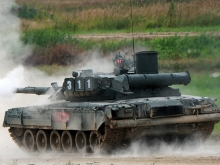 Уникальный реактивный танк Т-80 показали на видео