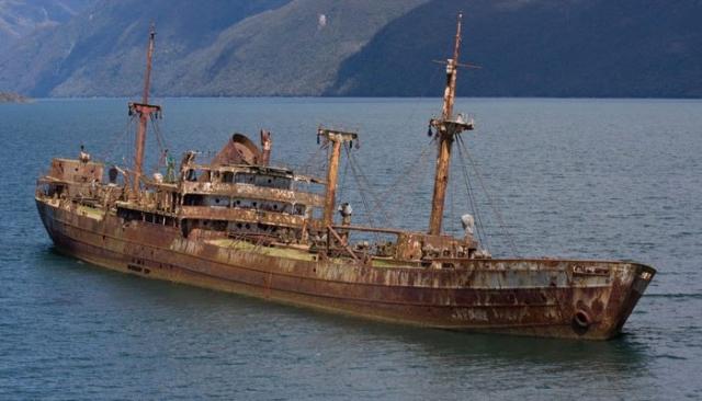 Власти Кубы зафиксировали этот корабль ещё 16 мая 2015 года, когда он внезапно появился в зоне, запрещенной для навигации, к западу от Гаваны.