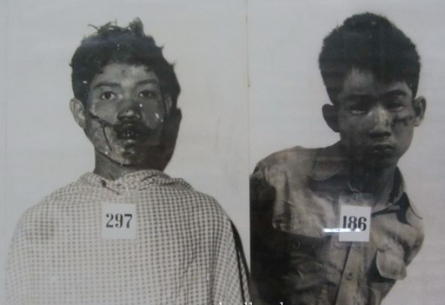 Там к жертвам применялись разнообразные пытки, в том числе вырывание ногтей, принуждение к поглощению экскрементов и мочи, повешение и многие другие.